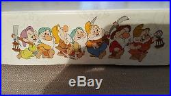 Walt Disney's Christopher Radko Snow White 60th Anniversary Ornament Set 1997